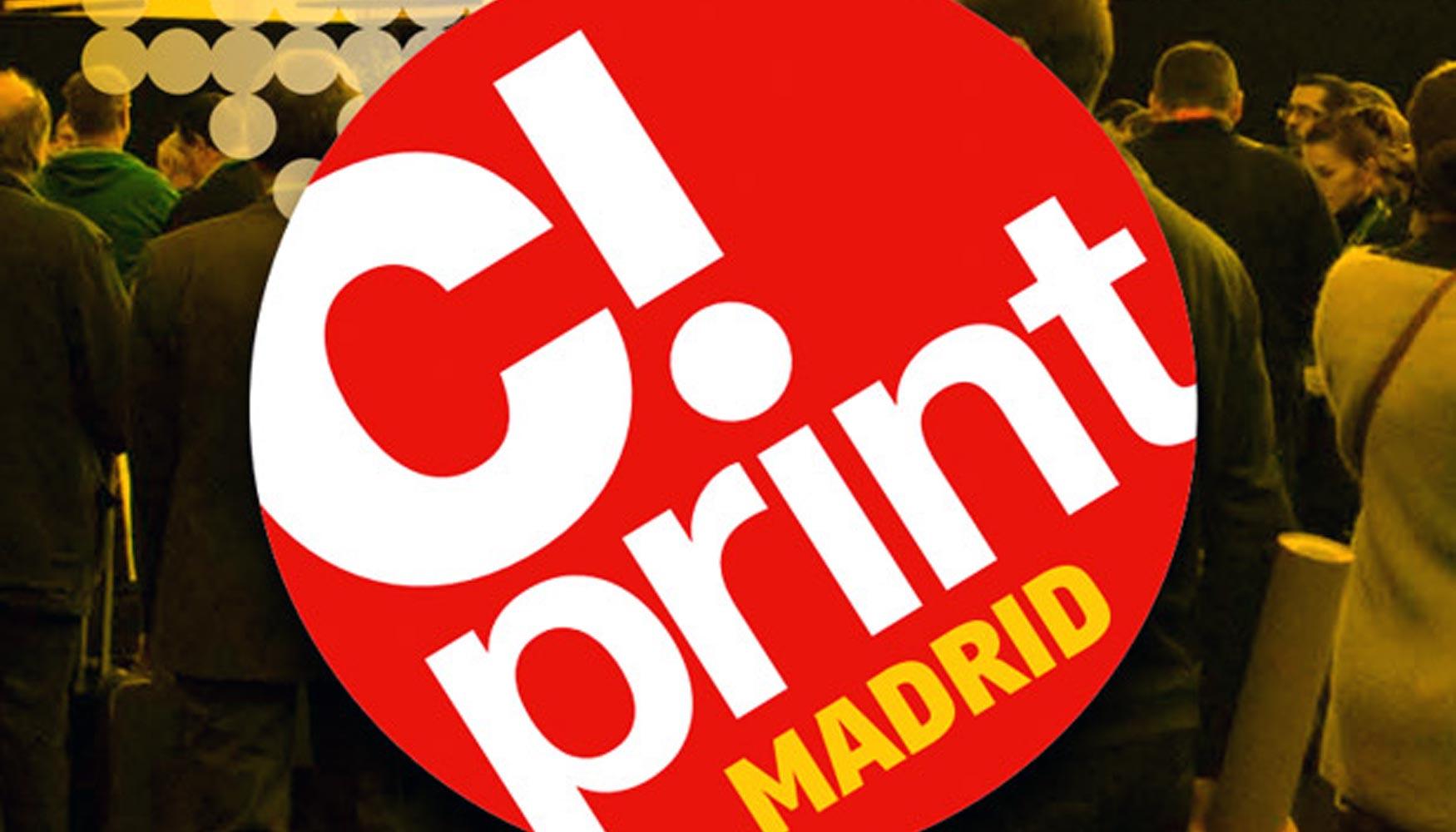 Feria C!Print Madrid